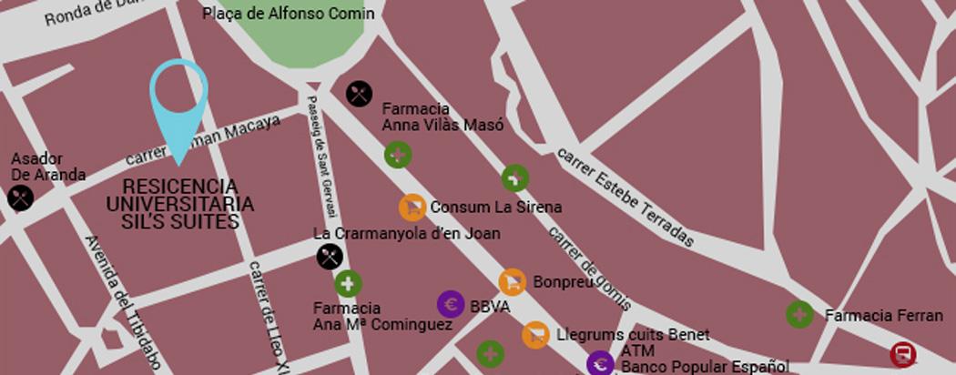 Residencia SIL Barcelona